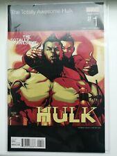 Marvel hip hop variant Totally Awesome Hulk #1 Raekwon OB4CL *Mint