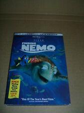 Finding Nemo (Dvd, 2003, 2-Disc Set) + Bonus Finding Nemo Cd- Rom Game