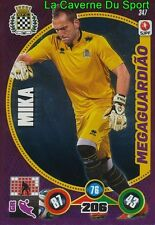 347 MIKA SWITZERLAND SUISSE  BOAVISTA.FC CARD ADRENALYN LIGA 2015 PANINI
