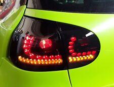 LED Rückleuchten VW Golf 5 V black smoke dynamischer Blinker Laufblinker schwarz