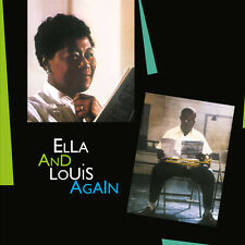 Ella Fitzgerald & Louis Armstrong AGAIN - NEW SEALED 180g 2 LP set!