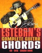 Esteban's Complete Guitar Chords  Esteban's Complete Guitar Course  2 1402760639