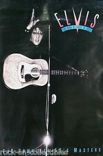 Elvis Presley Complete 50's Masters Original Promo Poster