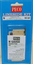 Peco NB-56F. Inspection Pit. (N) (Model Railways)