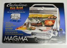 """Magma Gas Grill Catalina Gourmet Series A101218L 12"""" x 18"""" Boat Grill"""