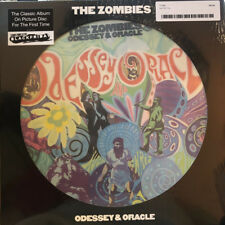 The Zombies - Odessey & Oracle LP PICTURE DISC VINYL Record Store Day RSD 2018