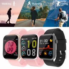 Smart Watch Orologio Monitoraggio Frequenza Cardiaca Pressione Sanguigna