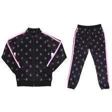 Jeffree Star Black Baby Pink Track Suit Size Medium Jacket Pants Sealed NEW NWT