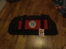 Marlboro Cigarettes  Unlimited Red/Black Large Carry/Duffle Bag New in Package