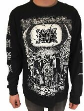 "Napalm Death ""Scum"" Long Sleeve T shirt - NEW"