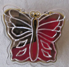 """Music Box Butterfly Footed Jewelry Box plays """"Over the Rainbow"""""""