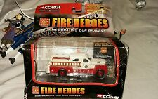 Corgi Fire Engine Heroes 1951 Seagrave 70th Anniv' Pumper Lebanon.PA