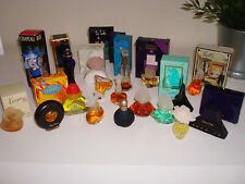 Parfum Miniaturen Sammlung Mini Flakon Konvolut Oilily, Salvador Dali, Sun Moon