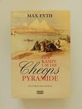 Max Eyth Der Kampf um die Cheops Pyramide Historischer Roman Taschenbuch Buch