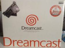 NEW Sega Dreamcast Metallic Silver Limited Edition *GREAT BOX FOR COLLECTION*
