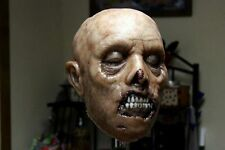 Custom Silicone Zombie Mask Halloween Horror Cosplay Walking Dead