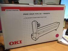 OKI-Genuine-Original-Magenta-Image-Drum Type C6 C5100-C5200-C5300-C5400