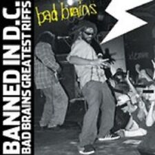 "BAD BRAINS ""BRANDED IN DC:BAD BRAINS ..."" CD NEU !!!"