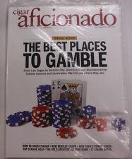 Cigar Aficionado Magazine The Best Places To Gamble October 2002 033115R2