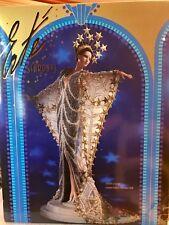 STARDUST Porcelain Barbie Designed by ERTE Lmtd Ed 1995 #10993