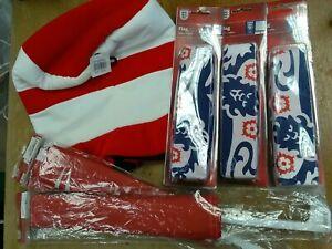 "11/"" X 17/"" 50x England Car Flags St George BUNDLE//JOBLOT"