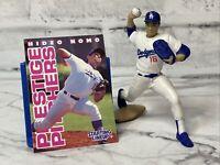 Starting Lineup Hideo Nomo Los Angeles Dodgers Loose Figure & Card 1996 SLU
