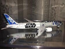 Phoenix Models ANA Star Wars B787-9 Model 1:400 *Rare* JA873A