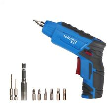 Electric Screwdriver Tool Set Cordless Repair Rechargeable Power Drill Insulated