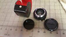 Super Albinar Auto 2X  Focus Tele Converter Lens for Minolta