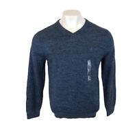 Mens NAUTICA Jumper Blue Sweatshirt New With Tags Size Medium / M