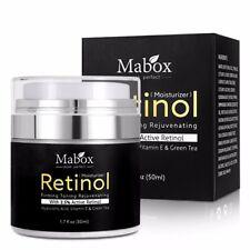 Retinol 2.5% Moisturizer Face Cream Vitamin A Collagen Retin Anti Aging Wrinkles