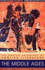 The Norton Anthology of English Literature, Vol. 1 A: The Middle Ages-ExLibrary
