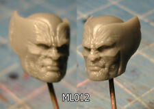 """ML016 Custom Cast head use with 6/"""" Marvel Legends action figures"""