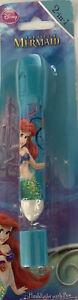 New Blue Disney Little Mermaid Flashlight Pen