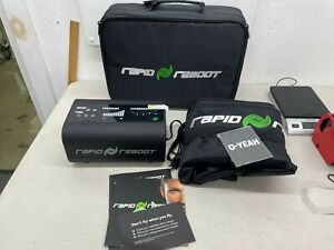 Rapid Reboot Recovery System: Compression Boots - Size M