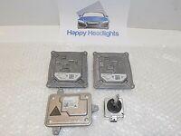 OEM 2009-2012 Land Rover Range Rover Right Xenon LED Headlight Ballast Bulb Set