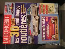 ** L'automobile magazine n°588 Mercedes Classe E 230 / BMW 316i Coupé