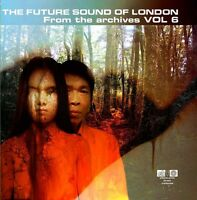 The Future Sound of London - From the Archives 6 [New CD] UK - Import