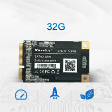 "Vaseky SSD 32G Mini MSATA 1.8"" Solid State Drive For Laptop Desktop Computer PC"