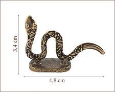 Schlange * Chinesische  Zodiac  Horoskop Glücksbringer   auch für Setzkasten # 1