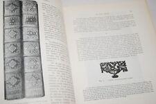 HISTOIRE ILLUSTREE DE LA LIBRAIRIE-NERET-BIBLIOPHILIE-1953 ILLUSTRE