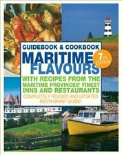 Maritime Flavours Guidebook And cookbook, Seventh Edition