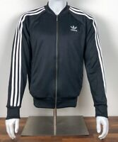 Adidas Originals SST Track Top Black Size Medium Brand New With Tags