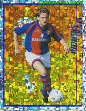 013 SIGNORI BOLOGNA.FC FIGURINE METAL STICKER CALCIO KICK OFF 99 MERLIN