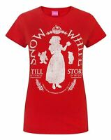 Disney Snow White Distressed Women's T-Shirt