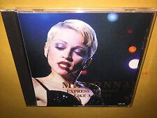 MADONNA LIVE cd JAPANESE LIKE a VIRGIN vogue EXPRESS YOURSELF concert TOUR