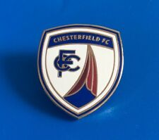 Chesterfield Football Club Pin Badge