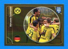 FIFA 365 2016-17 Panini 2017 Figurina-Sticker n. 314 - GOAL BORUSSIA D.-New
