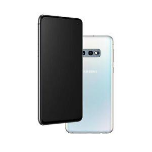 Samsung Galaxy S10e SM-G970F - 128GB - Prism White (Ohne Simlock)- Gebraucht