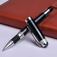 Luxury MB 088 Snake Rollerball Pen Silver black Color pens High Quality